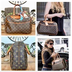 ❤️Louis Vuitton Deauville Boston Bag